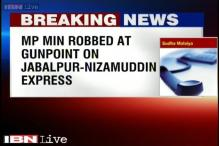 Robbery in Jabalpur-Nizamuddin Express 1st AC coach, MP Finance Minister looted