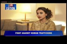 Celebrities can be the face of voice for better results: Rani Mukherjee