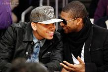 Usher reunites with Chris Brown for new song