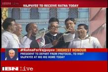 Vajpayee most deserving person to receive Bharat Ratna: MM Joshi