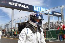 Valtteri Bottas taken to hospital suffering from back pain