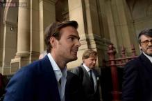 F1: Court rules for Giedo van der Garde against Sauber