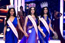 Photos: Delhi-based Aditi Arya crowned Femina Miss India World 2015