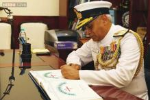 Vice Admiral Sunil Lanba assumes charge as Vice Chief of Naval Staff