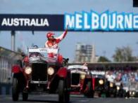 In pics: Australian Grand Prix 2015