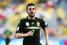 David Villa could make Spain return, says Del Bosque