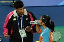 Saina Nehwal was in tears after losing close matches, says Vimal Kumar