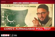 Is Majlis-e-Ittehadul Muslimeen the new threat to Congress?