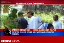 70-year-old nun 'gangraped' by dacoits, government orders CID probe