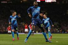 Danny Welbeck scores winner as Arsenal sink Manchester United 2-1 in FA Cup