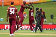 World Cup: West Indies stay alive for quarters after hammering UAE