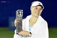 Wozniacki beats Dulgheru to clinch Malaysian Open title