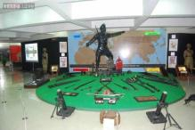 Army conducts fire power display at Pokhran marking centenary celebrations of participation in World War I