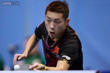 Xu Xin, Feng Tianwei triumph at Asian Cup Table Tennis
