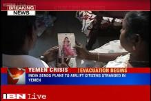 India sends plane to airlift citizens from war-torn Yemen
