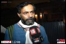Yogendra Yadav asks Opposition in Haryana to raise land issue in Assembly