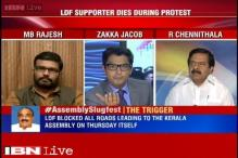 Dose Left's protest in Kerala Assembly shame Indian democracy?