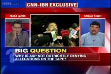 AAP horse-trading row: Test audio tape first then make allegations, says Sanjay Singh
