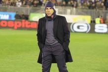 Gianfranco Zola fired by Cagliari after 10 games