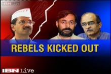 Ugly war of words in AAP, Ashish Khetan dares Bhushans to prove their honesty