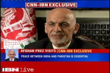 Wanted to come to India in the first month after my election: Ashraf Ghani