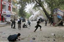 Afghanistan suicide blast kills 33, injures over 100