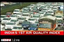 Modi to launch India's first national air quality index today but no action planned on use of data yet