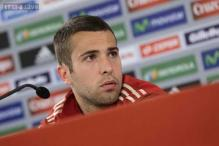 Barcelona's Jordi Alba fit for La Liga clash at Sevilla