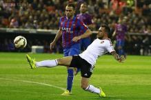 La Liga: Valencia pushing Atletico hard in battle for third