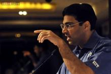 Viswanathan Anand draws with Vladimir Kramnik