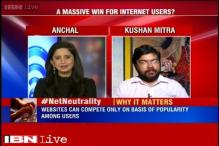 Watch: Kushan Mitra talk about net neutrality