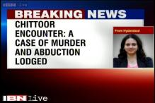 FIR against STF personnel for murder, abduction in Chittoor encounter: Police tells Andhra HC