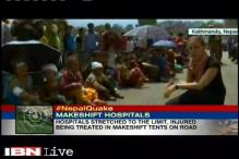 Nepal earthquake: People live in makeshift camps, concerns raised about basic amenities