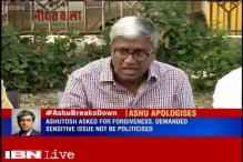 Twitter abuzz with reactions after AAP leader Ashutosh cries while speaking to farmer Gajendra Singh's daughter