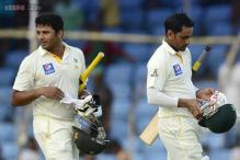 1st Test: Hafeez century puts Pakistan in control against Bangladesh
