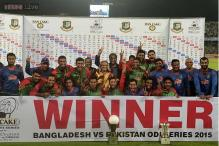 Bangladesh cricket team to receive money, flats, cars