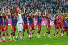 Bayern Munich secure Bundesliga title with four games to spare