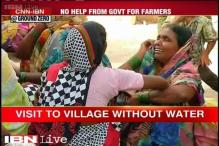 Beed: No water avaiable for farmers to irrigate fields