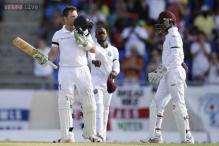1st Test: Bell century thwarts early West Indies charge on Day 1
