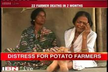 West Bengal: Distress for potato farmers, 22 farmer suicides reported in 2 months