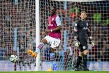 EPL: Christian Benteke nets hat-trick as Aston Villa and QPR draw 3-3