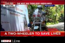 Karnataka government launches bike ambulance to speed up medical care