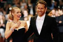 Blake Lively pokes fun at husband Ryan Reynolds's wandering eyes
