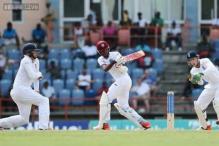 2nd Test: Kraigg Brathwaite's ton for Windies frustrates England