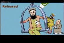Breaking Toons: 26/11 Mumbai attacks mastermind Zakiur Rehman Lakhvi walks out of Pakistan jail