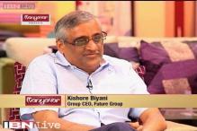 Indian Business Icons: Journey of AM Naik and Kishore Biyani