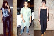 Kalki Koechlin, Sushant Singh Rajput, Aditi Rao Hydari: Stars attend the screening of 'Detective Byomkesh Bakshy!'