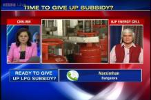 Will you give up LPG subsidy?