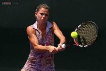 Camila Giorgi beats Agnieszka Radwanska to reach Katowice Open final