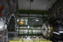 Large Hadron Collider restarts in hunt for dark matter